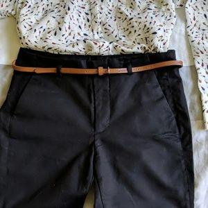 Zara Basics | Black Dress Pant!